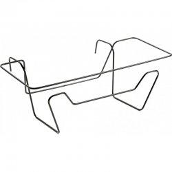 Kabinamas ant tvoros Vazonas-lovelis su laikikliu 50 cm