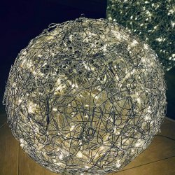 Terasos šviestuvas, 80 cm skersmens