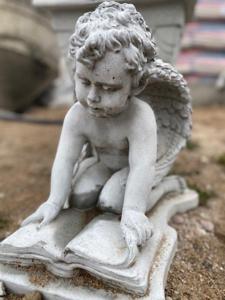 Angelas - RAMYBĖS sergėtojas